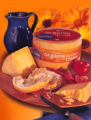 Cilowen Organic Cheese PLEASE CLICK TO ORDER